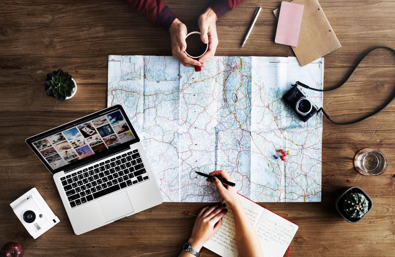 Планирование идеального путешествия