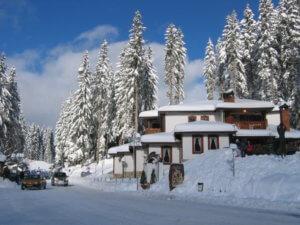 Зима в Болгарии
