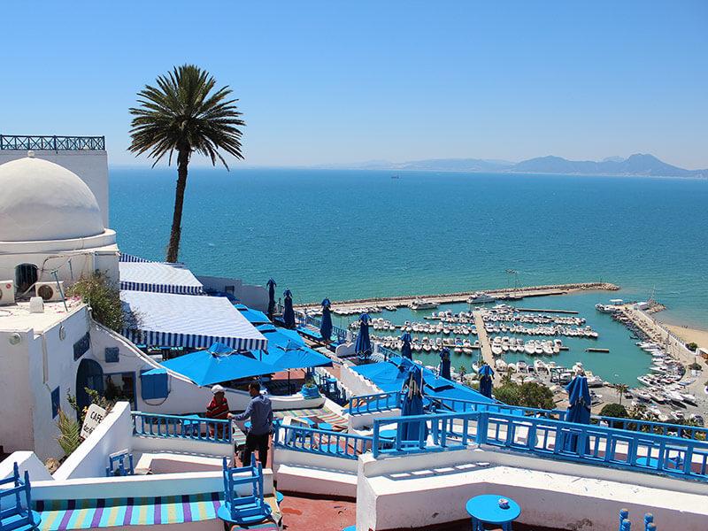 Тунис отель